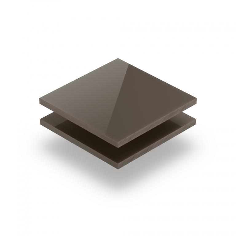 Beigegrau RAL 7006 Acrylglas Platte glänzend