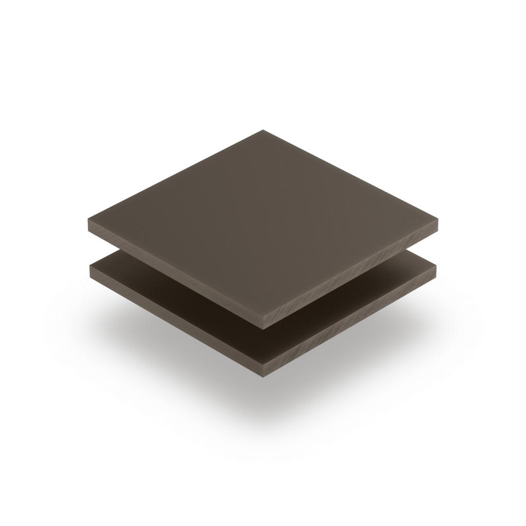 Beigegrau RAL 7006 Acrylglas Platte matt