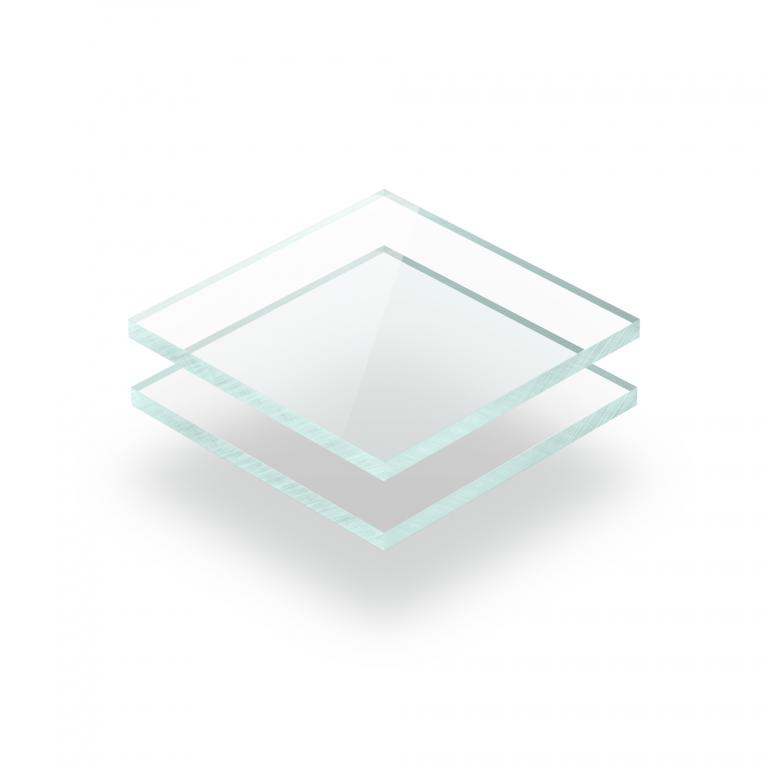 Glasslook getönt Acrylglas Platte GS