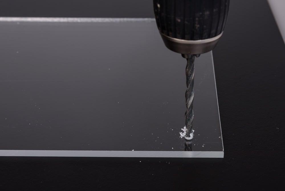 Acrylglas bohren leicht gemacht