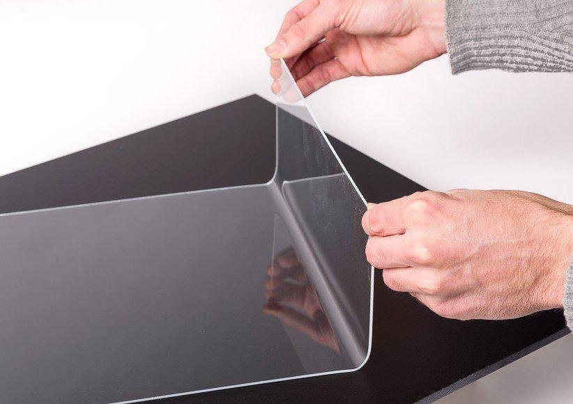 Acrylglas biegen