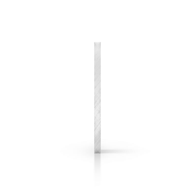 Seite einer Acrylglasplatte