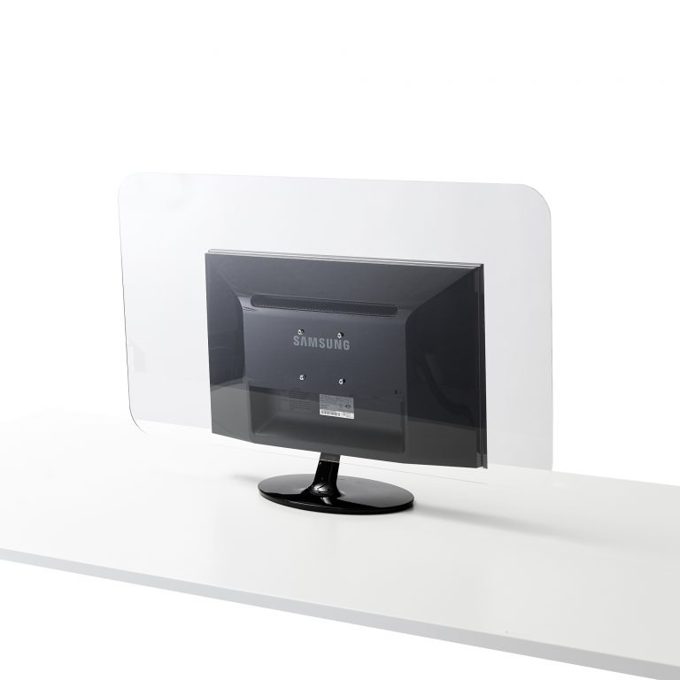 Acrylglas schutz fuer Bildschirm