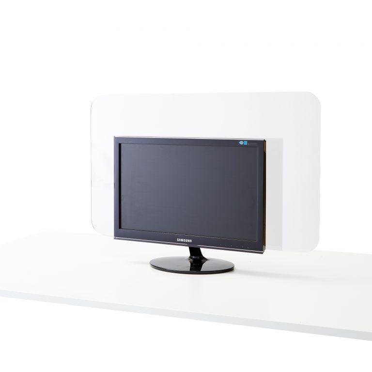 Bildschirmschutz aus Acrylglas
