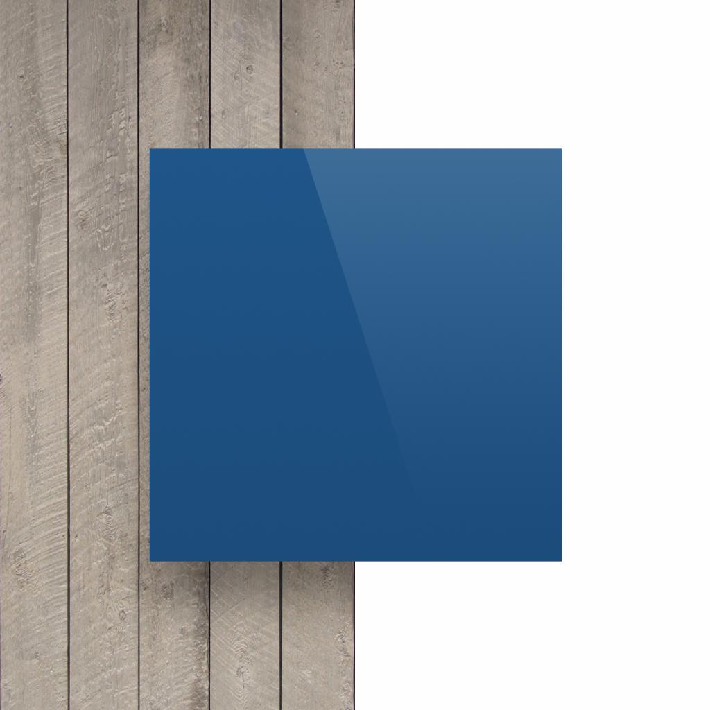 Buchstabenplatte blau vorderseite