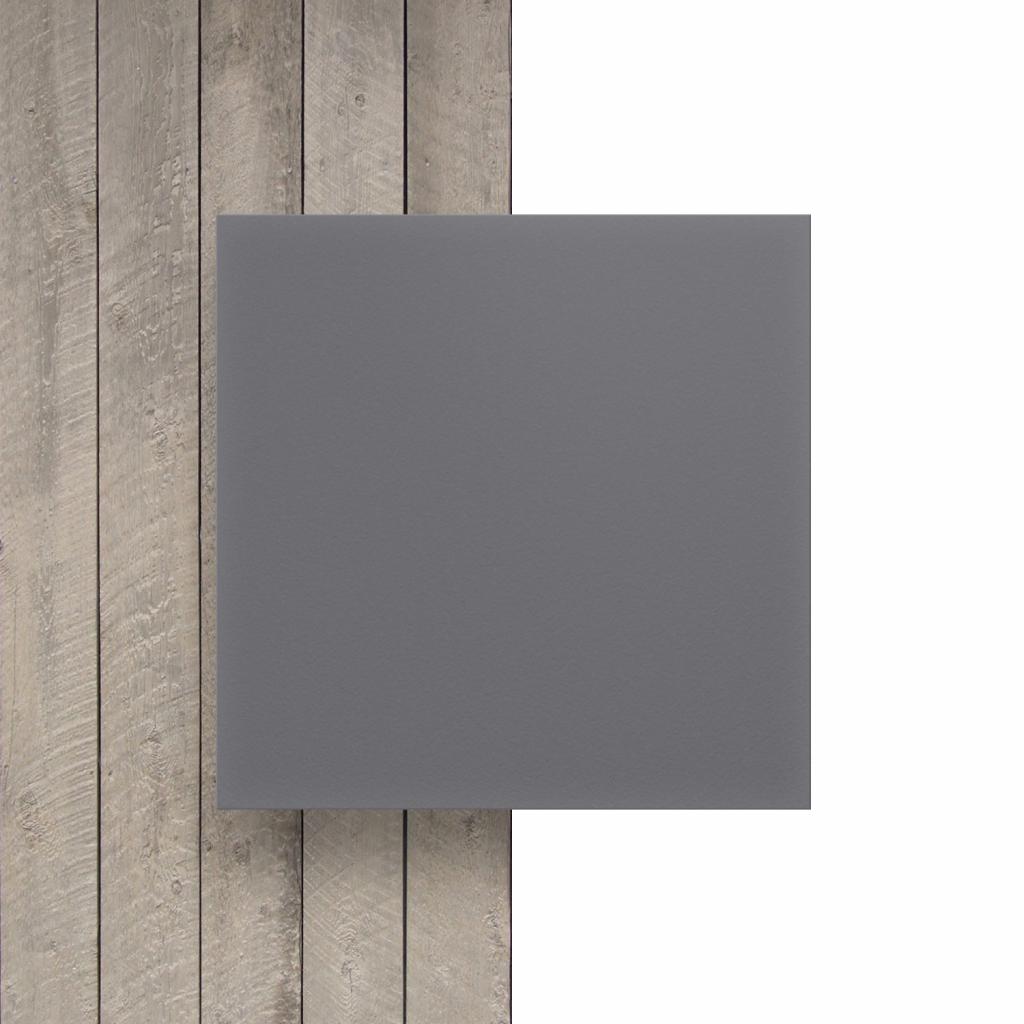Buchstabenplatte grau vorderseite