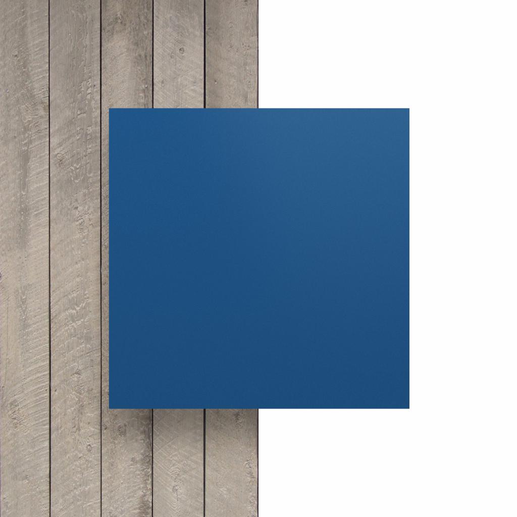 Vorseite Buchstabenplatte blau matt