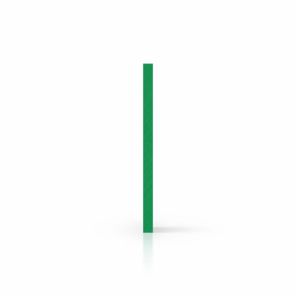 Seite minzgruen Acrylglas Buchstabenplatte
