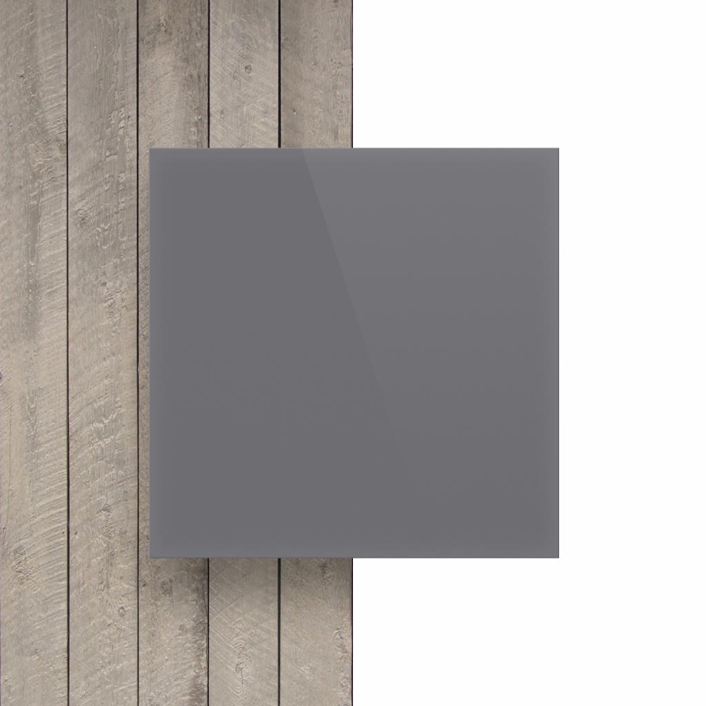 Vorseite Buchstabenplatte grau glaenzend