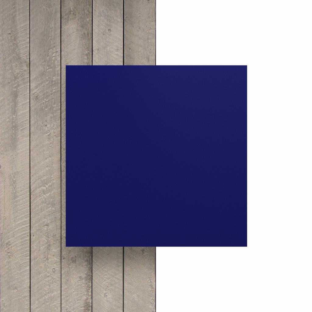 Vorseite Buchstabenplatte nachtblau matt